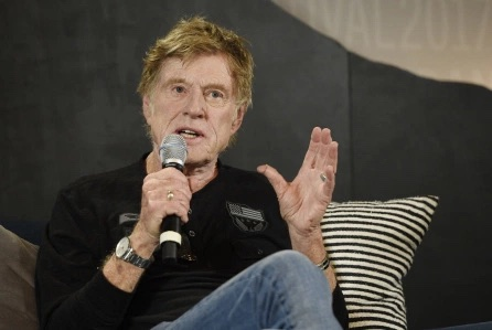 "Robert Redford said times have changed, but Sundance does not ""play advocacy."" Photo: Associated Press"