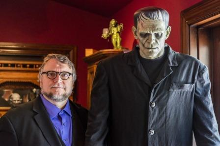 Guillermo del Toro, right. Photo: Minneapolis Institute of Art