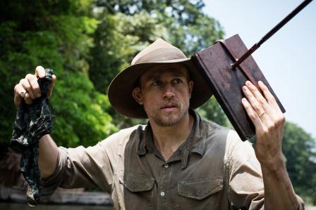 "Charlie Hunnam in ""The Lost City of Z"" Photo: Amazon Studios"