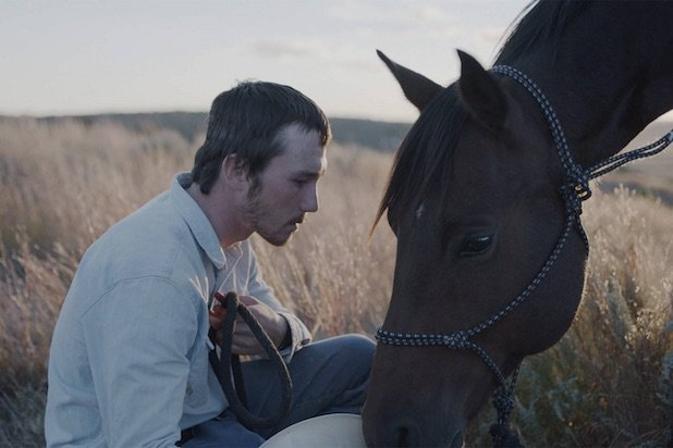 "Brady Jandreau in ""The Rider,"" MSPIFF's closing night presentation"