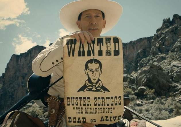 "Tim Blake Nelson in ""The Ballad of Buster Scruggs"" Photo: Netflix"