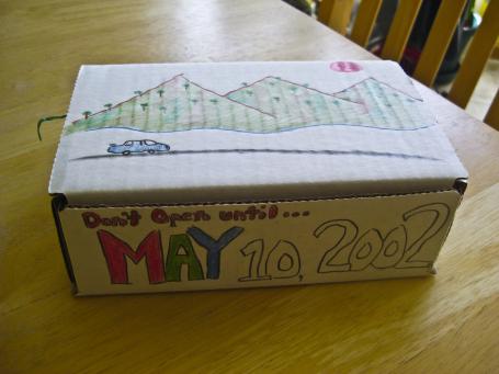 """My box of """"dreams"""""""