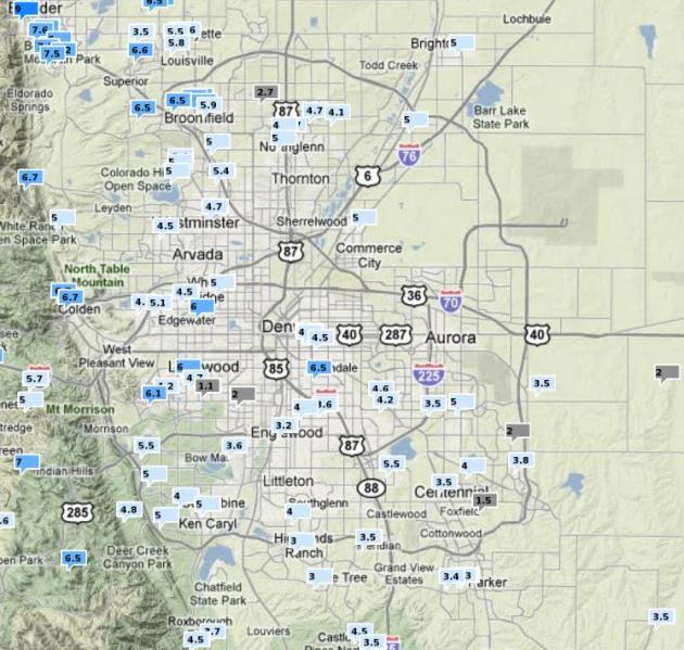 WeatherNation Headlines: October 27: Denver Digs Out