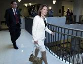 Bachmann heads to Petraeus hearing