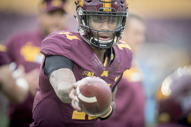 No Major Changes In Gophers Depth Chart For Iowa