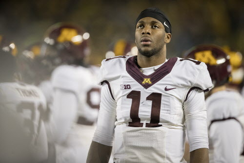 Quarterback Demry Croft to Transfer from Gophers