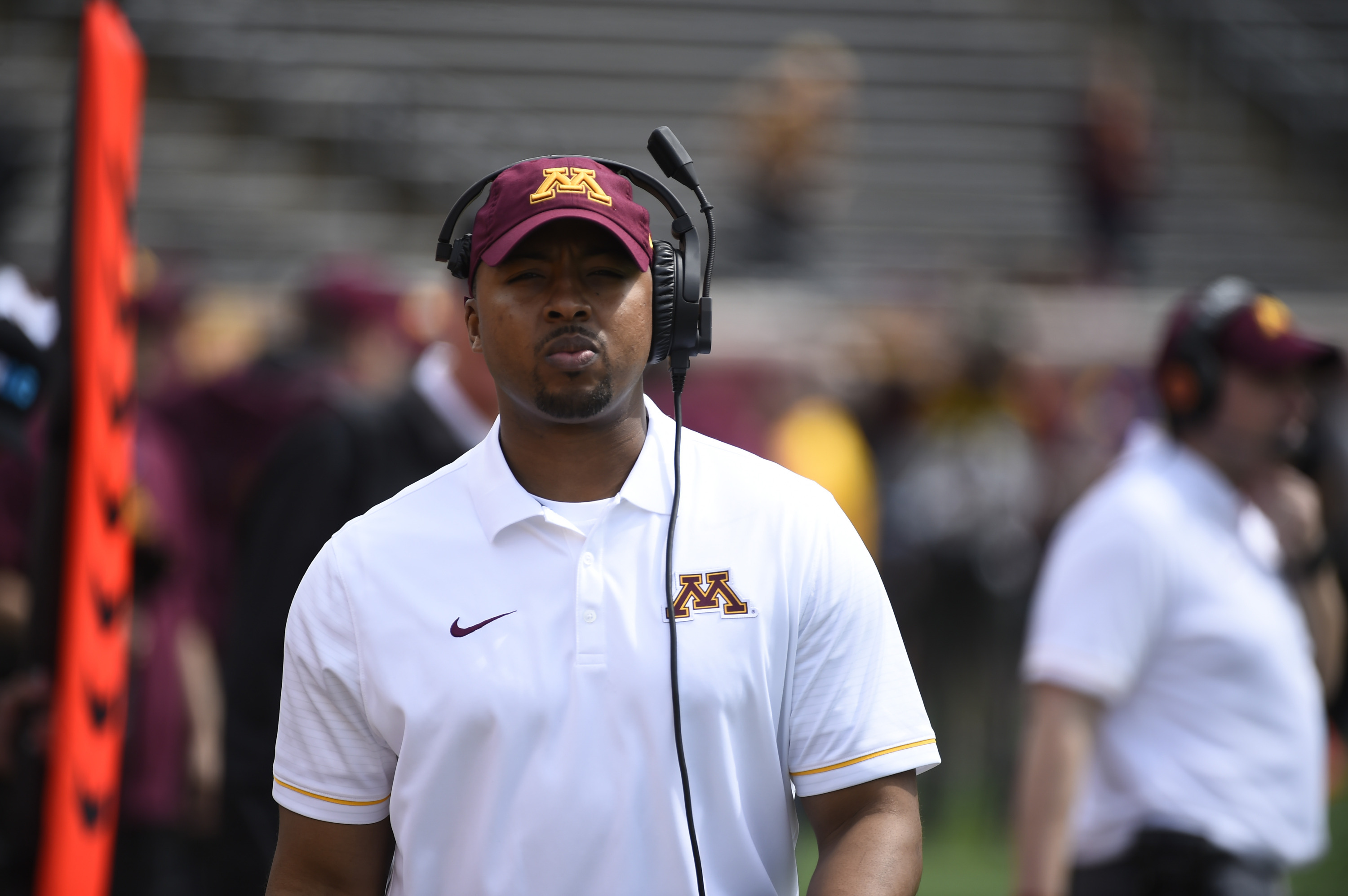 Gophers Assistant Head Football Coach Linguist Leaves For Texas A M