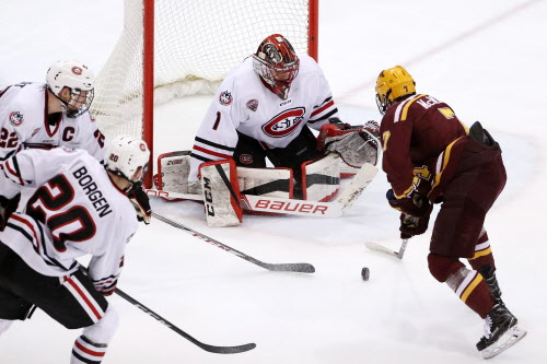 Quest For Frozen Four Starts With Conference Tournaments This Week
