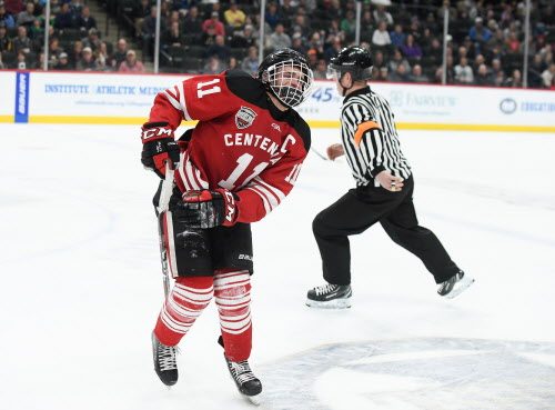 MN H.S.: Centennial Standout Lucas McGregor Commits To Gophers Hockey