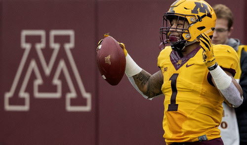 Gophers back in a bowl game? One preview magazine thinks so