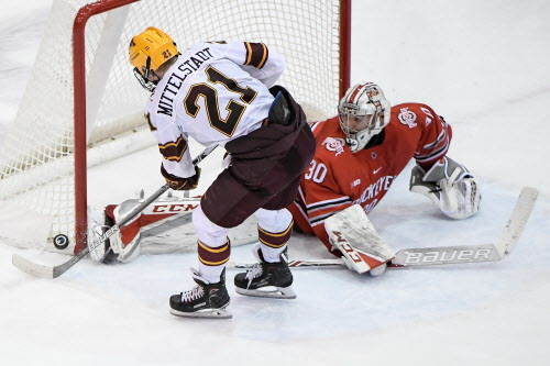 Three-on-three overtime and shootouts will remain in men s and women s college  hockey in 2018-19 after the NCAA s Playing Rules Oversight Panel on  Thursday ... c9e2ceda0cff3