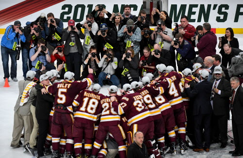 Four To Watch In The Frozen Four Startribune Com