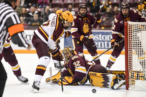 Gophers Men S Hockey Schedule Features A November To Remember