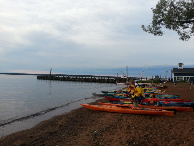 Cool Things Kids Do Swimming 2 Miles In Lake Superior