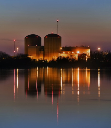 The Prairie Island Nuclear Power Plant