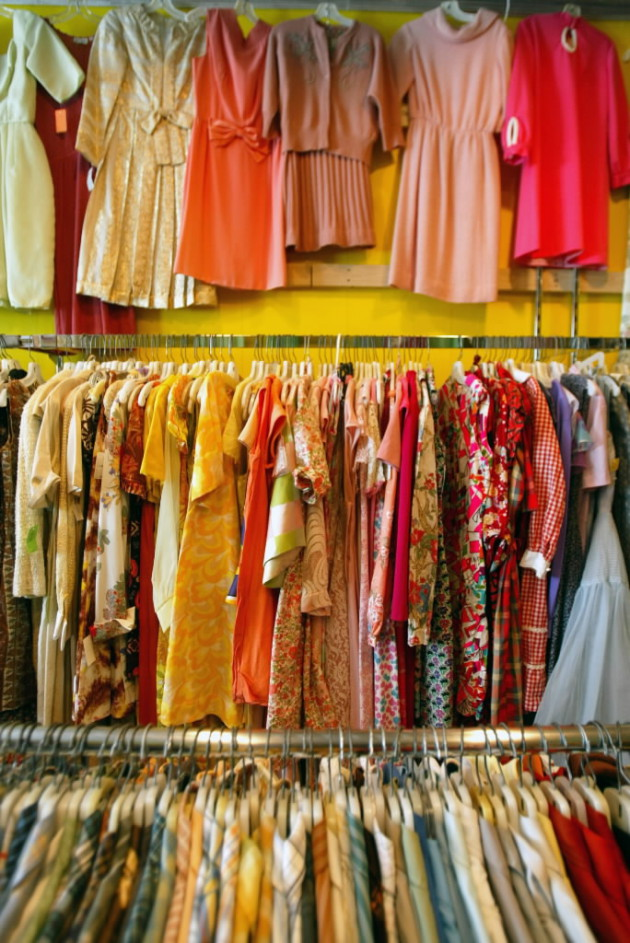 would ease restrictions on vintage stores