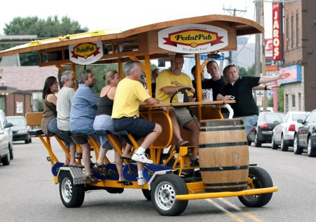 Minneapolis Considers New Rules For Pedal Pubs