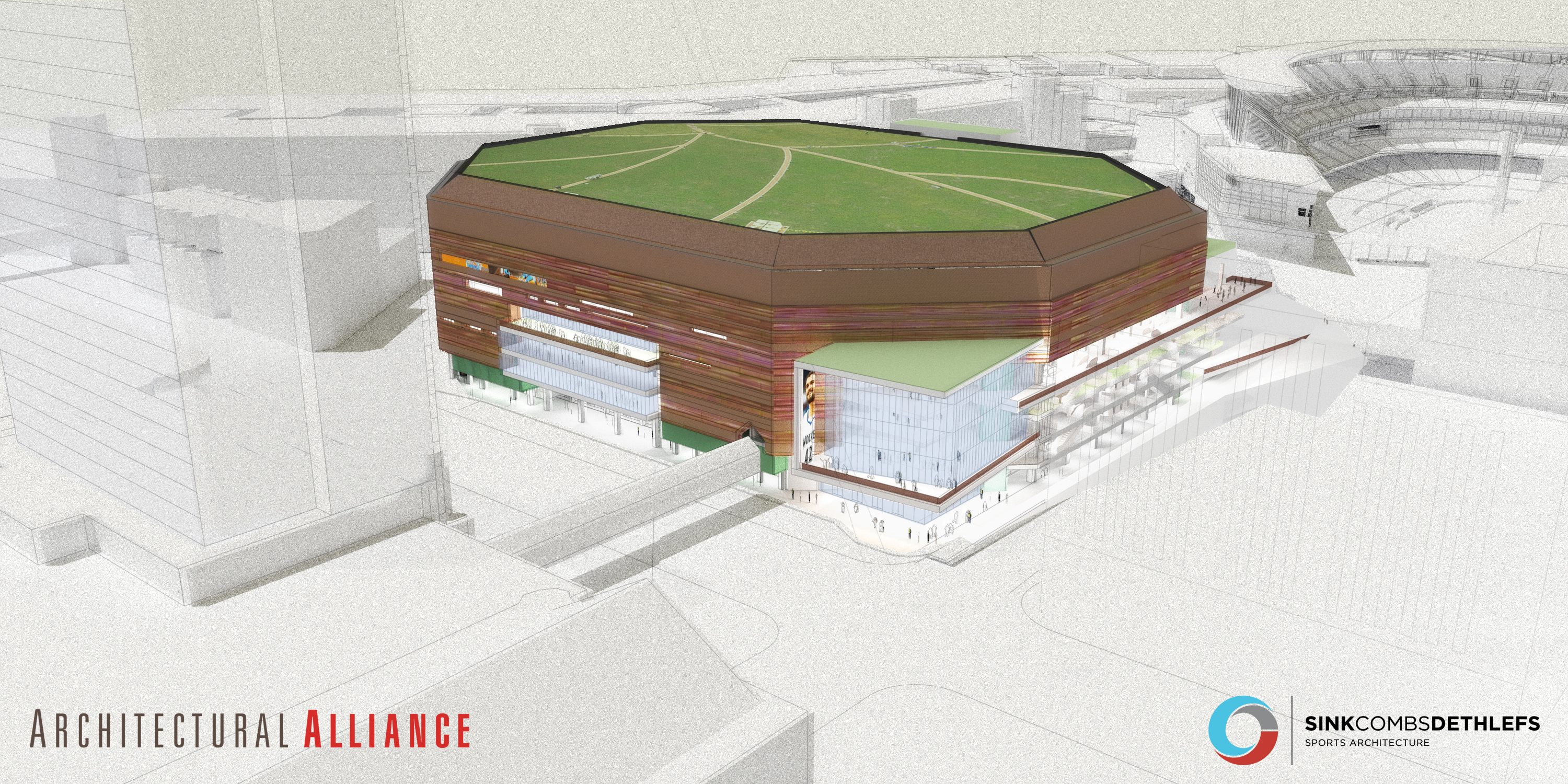 Architects Chosen For Target Center Renovation Renderings
