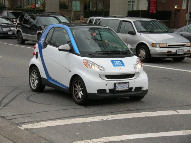 Car2Go proposes smaller Minneapolis service area - StarTribune com