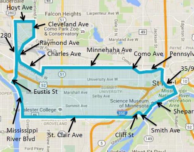Car2Go proposes smaller Minneapolis service area - StarTribune.com