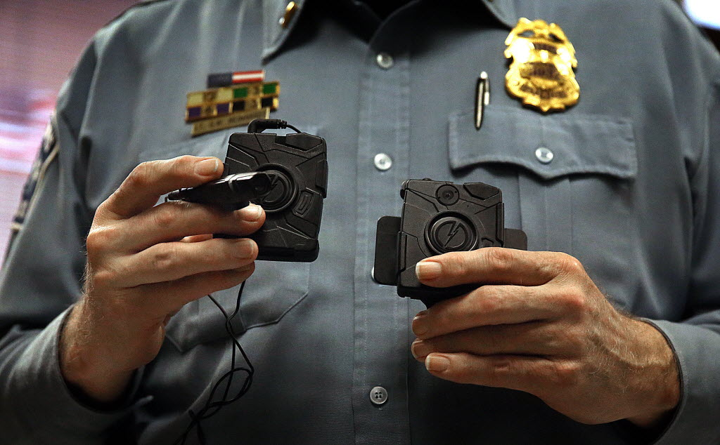 benefits of police body cameras A report from madison police on officer-worn video cameras questions some of the touted benefits of having police record interactions with citizens.