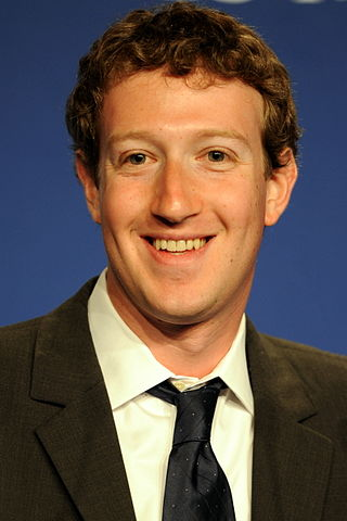 Facebook CEO Mark Zuckerberg. That said, like Google before it Facebook is ...
