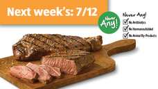 Want Aldi's Wednesday meat and fish specials? Go early, and