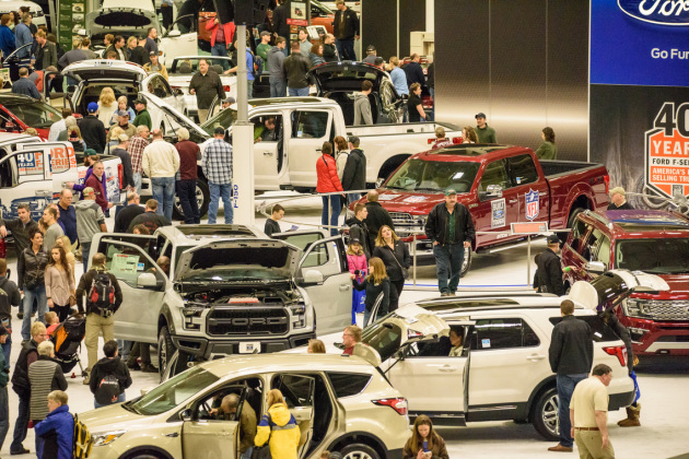 Discounts To Twin Cities Auto Show StarTribunecom - How much are the tickets for the car show