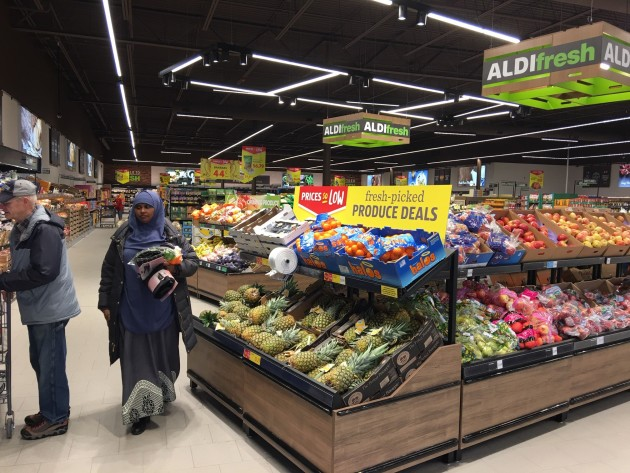 New Aldi moves into former Rainbow Foods in Minneapolis