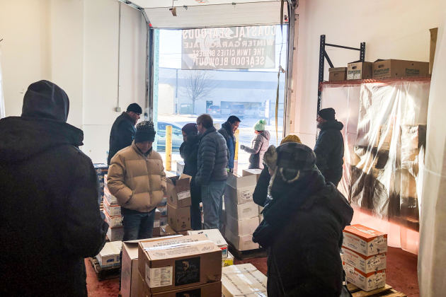 Merveilleux Weekend Warehouse Sales Range From Frozen Fish To Furniture In The Twin  Cities