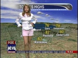 Meteorologist+gretchen+mishek