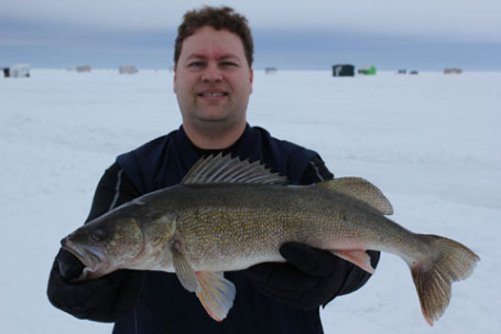 Some Guy With a Walleye