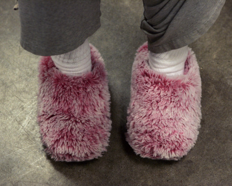 Fuzzy House Slippers - Almaderock.org Best Photo 2018