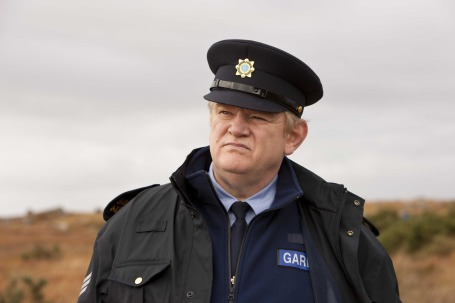 "Brendan Gleeson as ""The Guard."" Photo: Sundance Institute."
