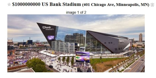 Craigslist Twin Cities >> Sell Off Vikings Fan Takes Out Frustration With Team On Craigslist