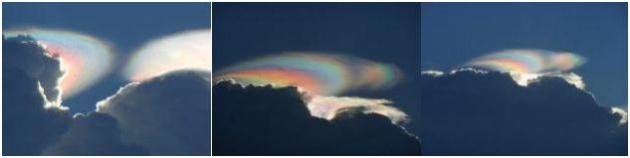 Iridescent Clouds Florida What is an Iridescent Cloud