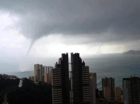 consequences of waterspout