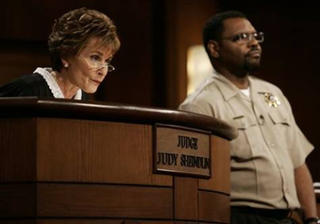 judge judy will be yelling at people for a few more