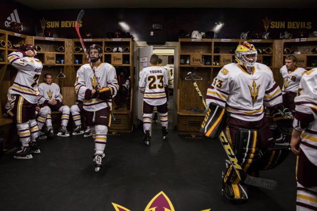 Image result for arizona state hockey 2018