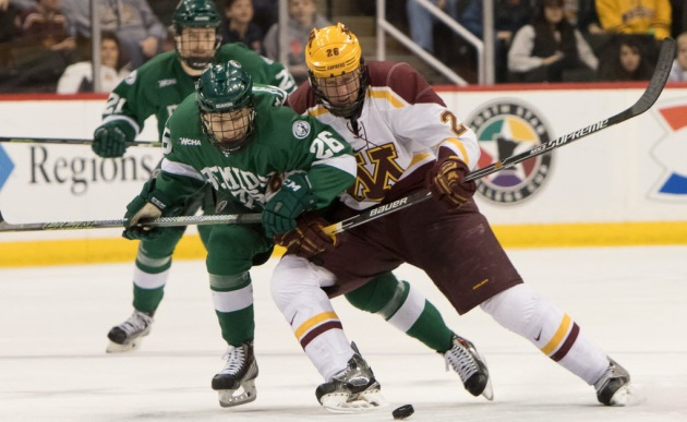 NCAA: Perfect Showing - All 5 Minnesota Teams Ranked In Latest Poll