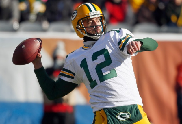 best service 816dc b3b93 Ranking the Hail Marys: Packers' Rodgers and Vikings edition ...