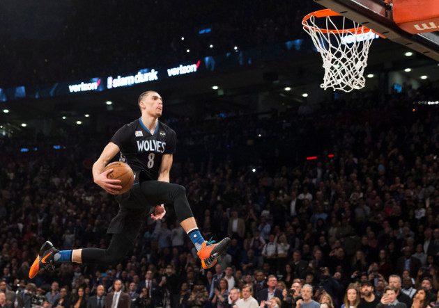 b9673567404c Video shows why people mourn LaVine s decision to skip dunk contest ...