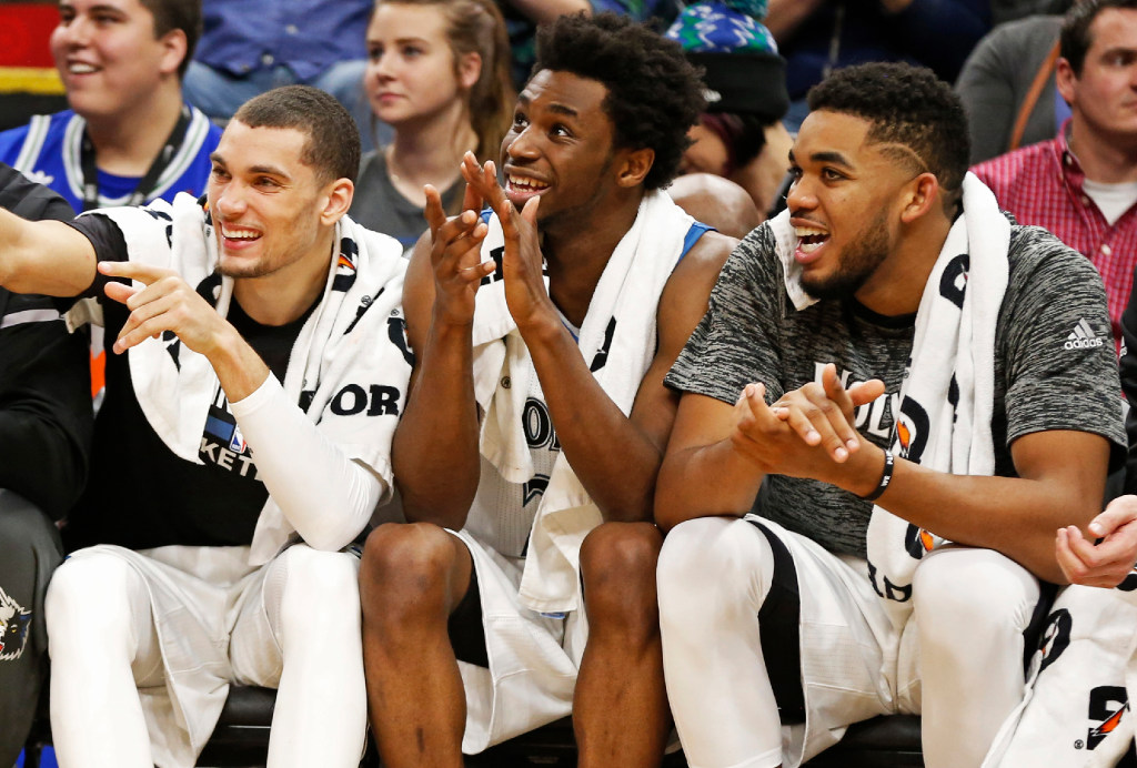 078c3a6b7e0 Can you list the Top 5  Big 3 s  in the NBA  Don t forget the Wolves ...