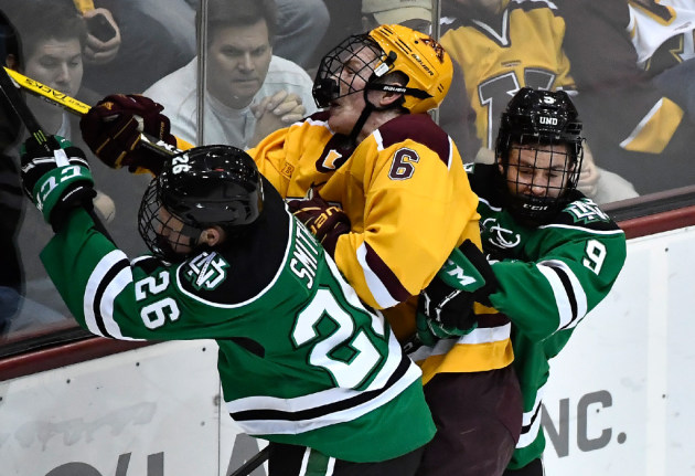 abdd2a89c The much-anticipated Gophers-North Dakota 2018 showdown in Las Vegas sold  out to the general public immediately when tickets went on sale Friday  afternoon.