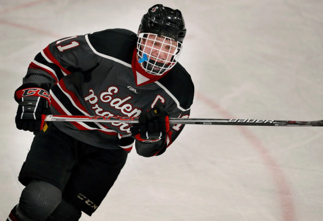 MN H.S.: Minnesotans Casey Mittelstadt, Jake Oettinger Rated Top Talent In NHL Central Scouting Rankings