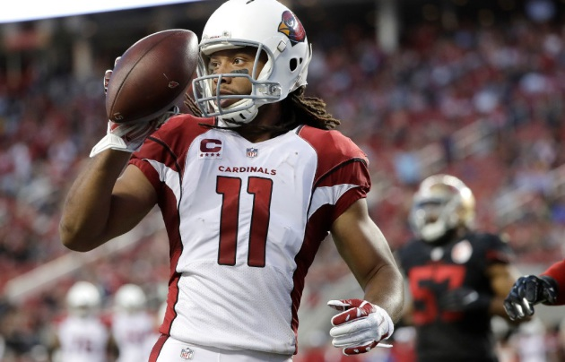Larry Fitzgerald Will Only Address Future During Camp