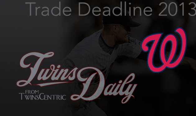 MLB Trade Deadline Talk: Washington Nationals
