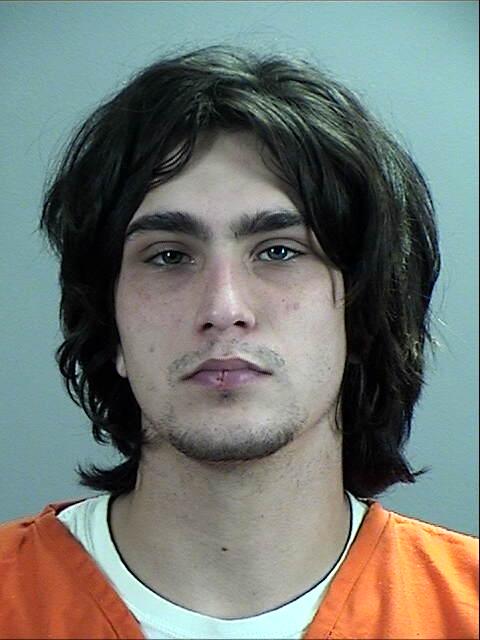 Anthony Salter/Sherburne County Jail