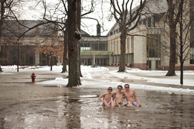 via St. Olaf's Facebook page, photo by Thomas Dunning '15.