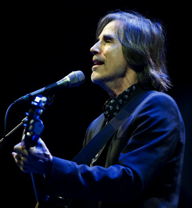 Jackson Browne/ Star Tribune photo by David Brewster